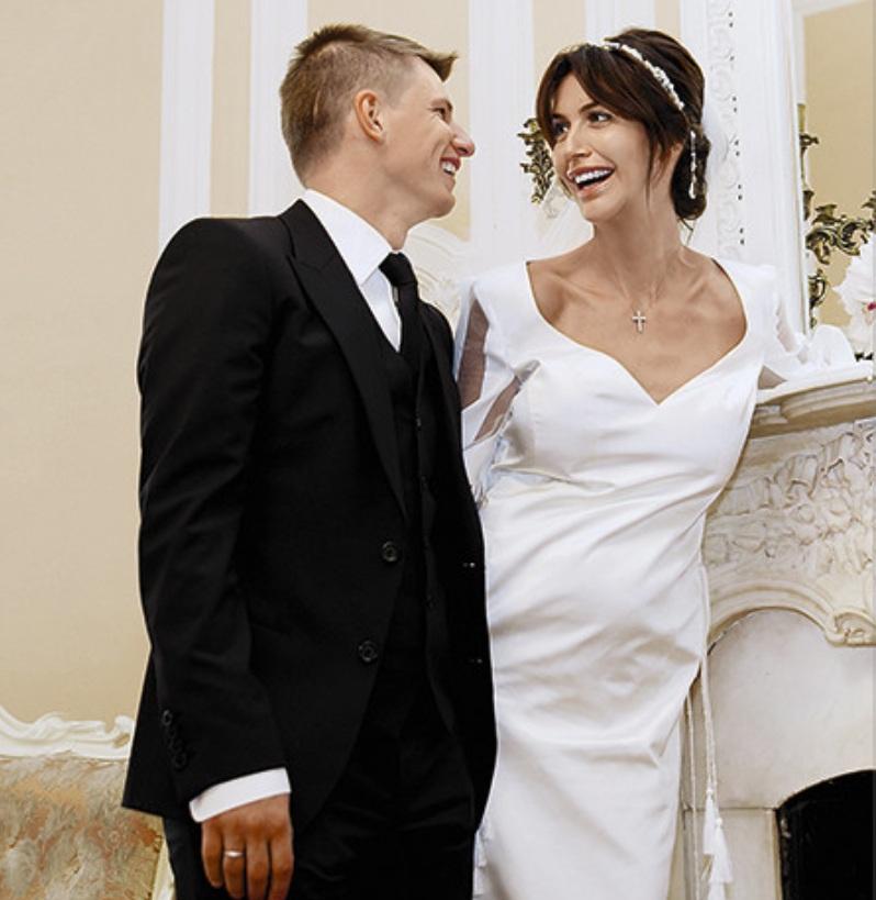 Андрей аршавин женился на алисе казьминой фото