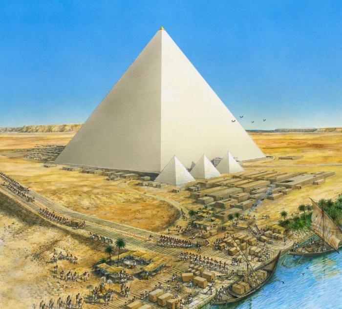 Великая пирамида в Гизе раскрыла новые секреты (4 фото)