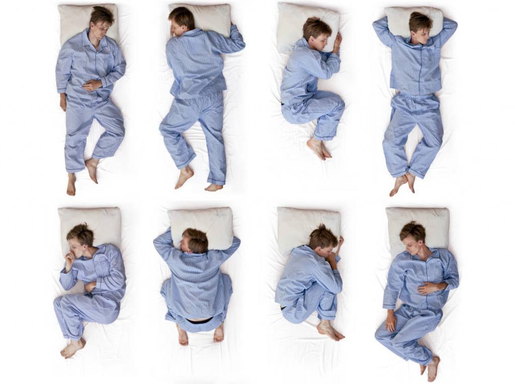 Положение ног во сне значение с картинками