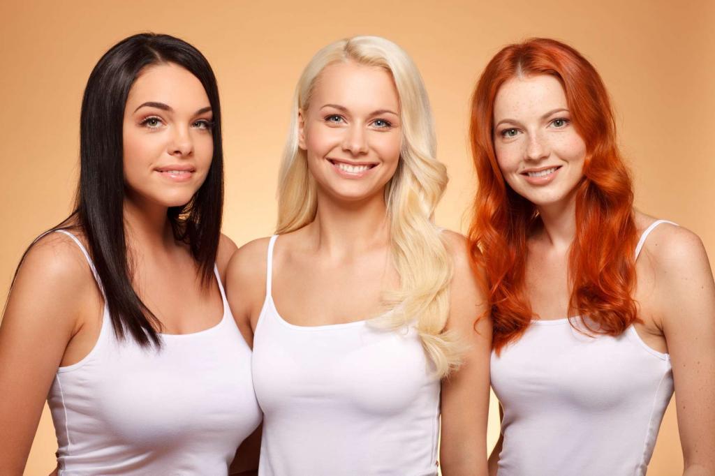 Ученые выяснили, какой цвет волос говорит о высоком интеллекте