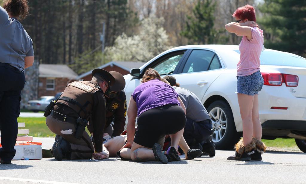 Что делать, если вас сбила машина?