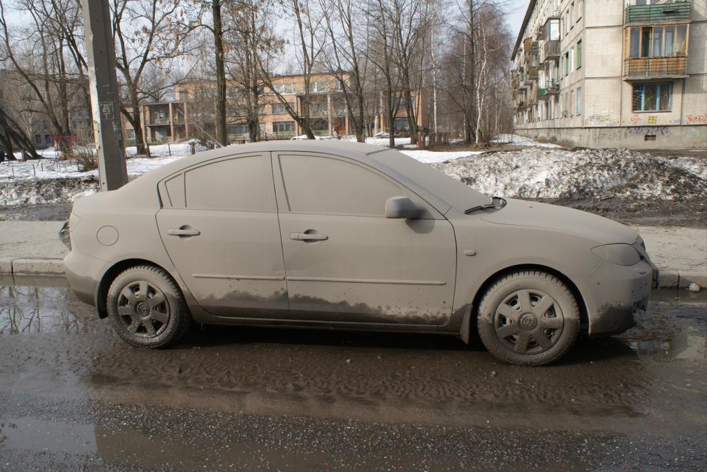 Причины, по которым необходимо регулярно мыть машину