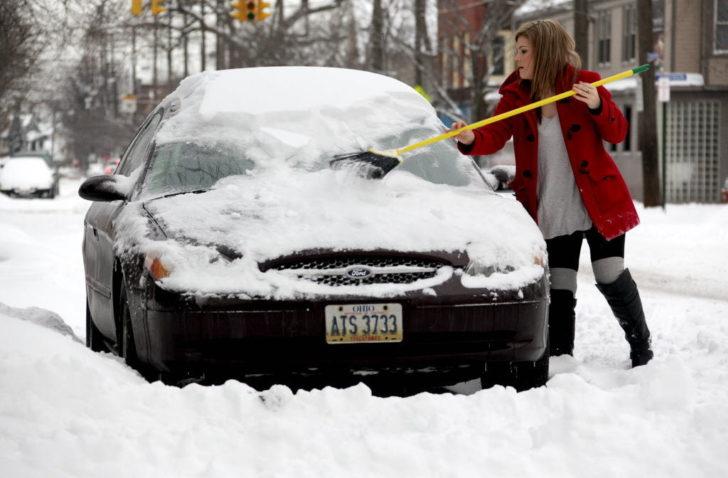 Как пережить зиму вместе с автомобилем. Действенные советы