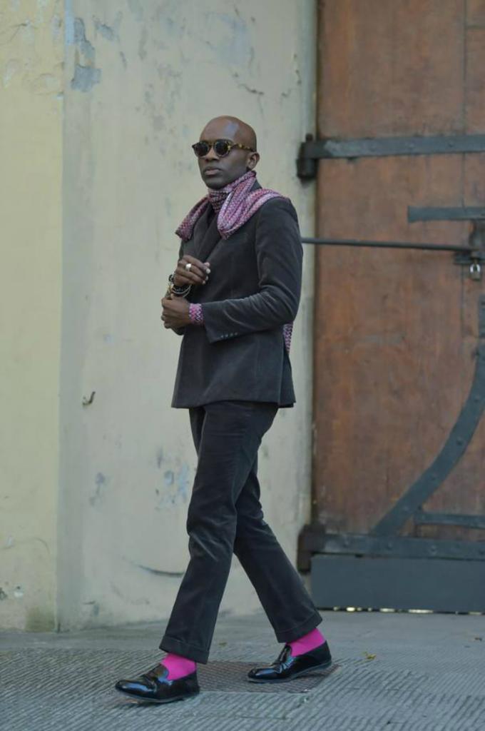 Итальянская уличная мода: где обитают хорошо одетые мужчины