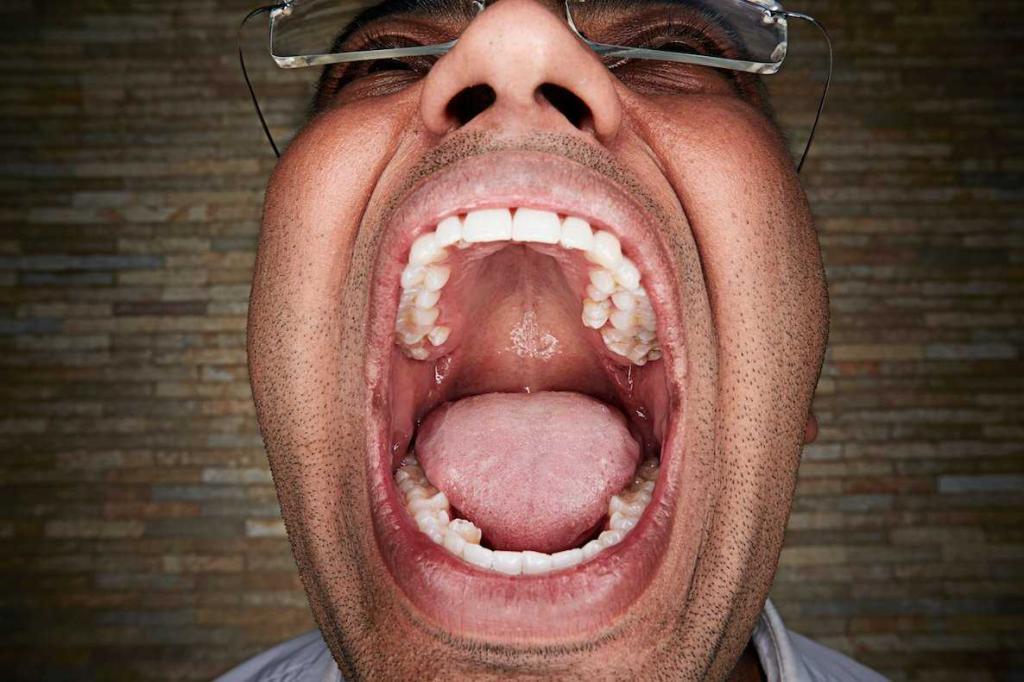 Человеческий рот картинки