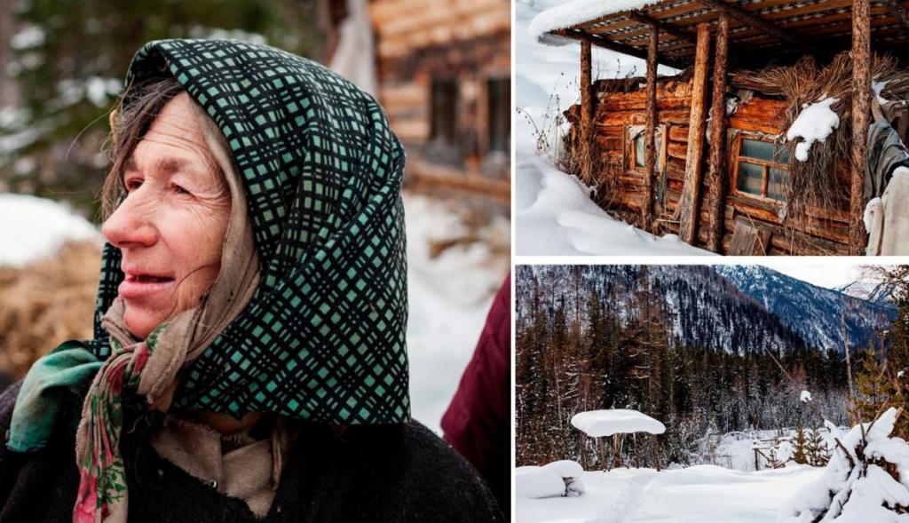 Самая известная отшельница России Агафья Лыкова: личность и образ жизни