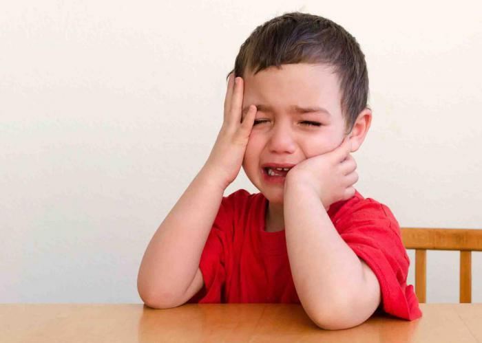 ребенок очень сильно кричит ночью имбирь