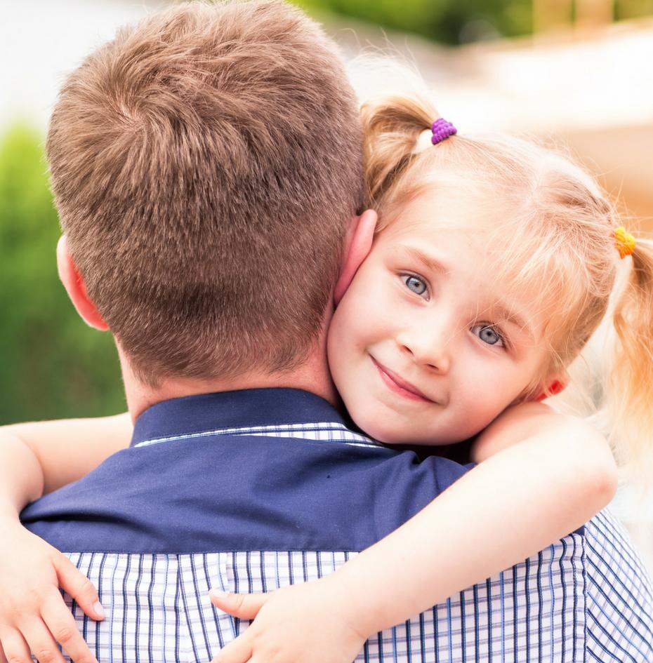 Картинки мальчик папа и девочка