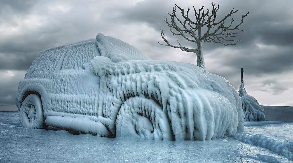 6 полезных советов, которые помогут вам разморозить автомобильные замки зимой