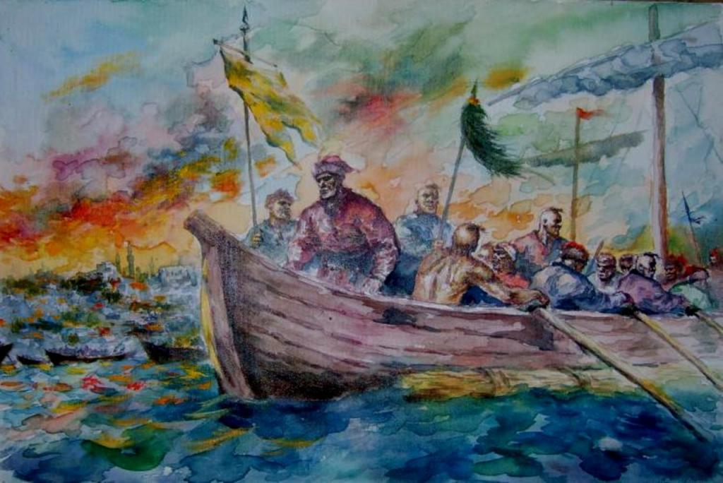 Пираты русских морей и рек: интересные факты из истории