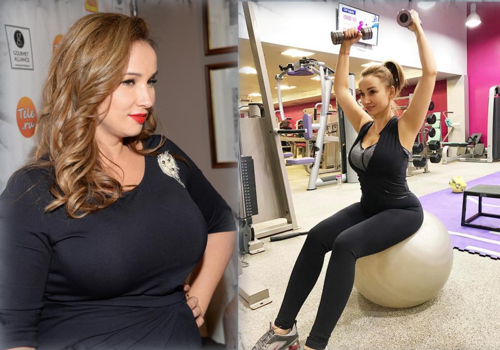 Знаменитости, которых не узнать после похудения (фото до и после)
