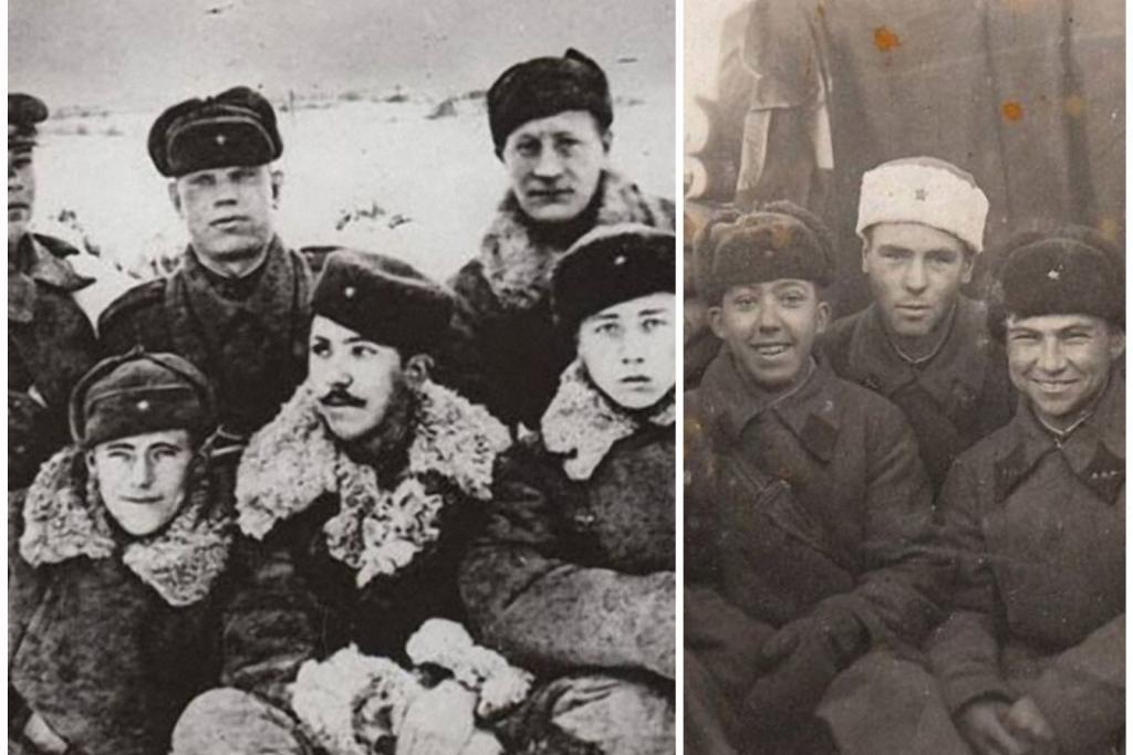 Они сражались за Родину. Звезды комедий, прошедшие Великую Отечественную войну