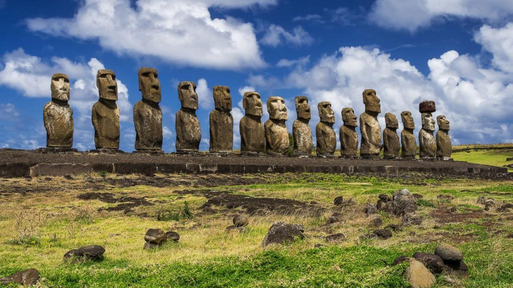 Самые впечатляющие древние строения по всему миру, которые стоит увидеть