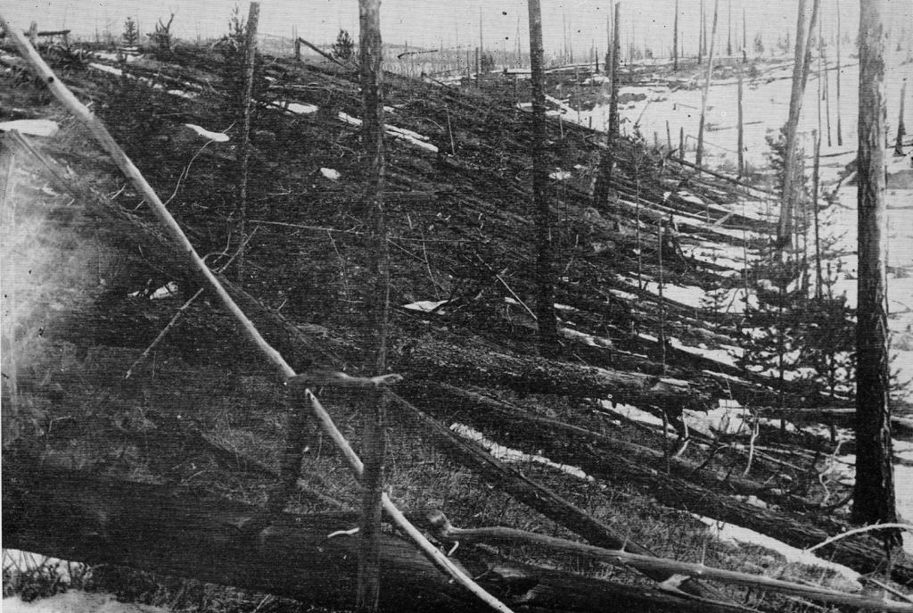 Загадка России 1908 года: Тунгусское событие, которое потрясло весь мир