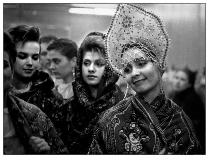 Красавицы СССР: первый конкурс красоты, проведенный в Союзе