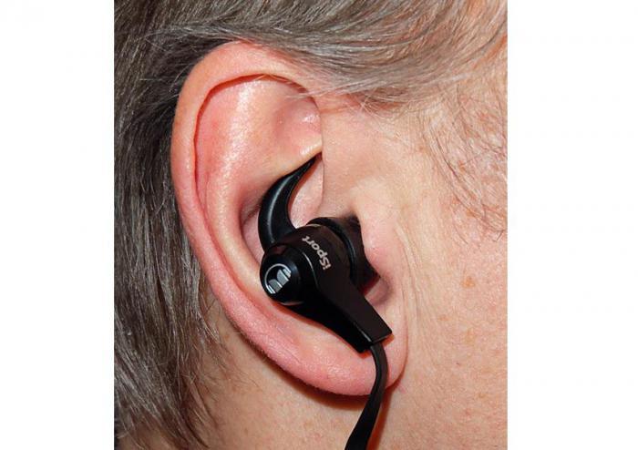 спортивные наушники iSport Wireless Bluetooth