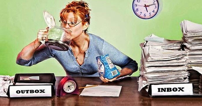 Постоянная занятость - это не ошибка тайм-менеджмента, а современная болезнь