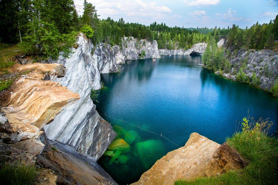 2021-06, Туры в Карелию из Тольятти в июне, 6 дней (B)