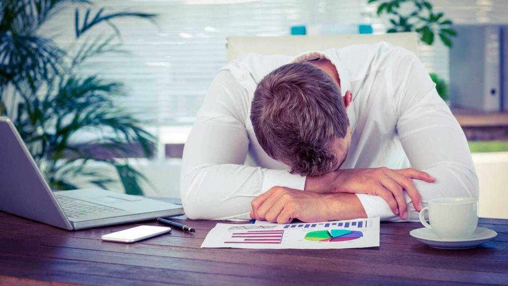5 вредных привычек трудоголиков и как от них избавиться