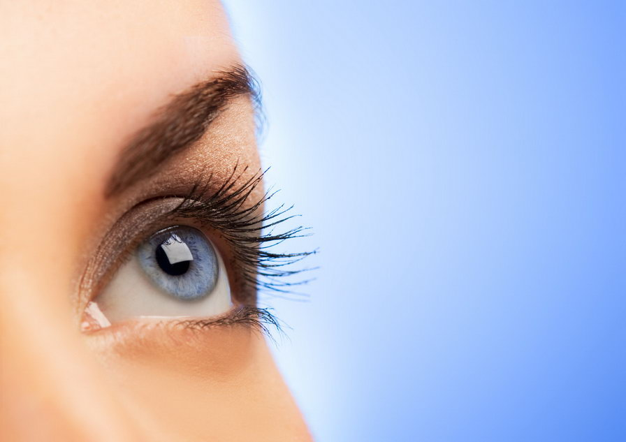 Восприятие контрастности зависит от постоянного движения глаз