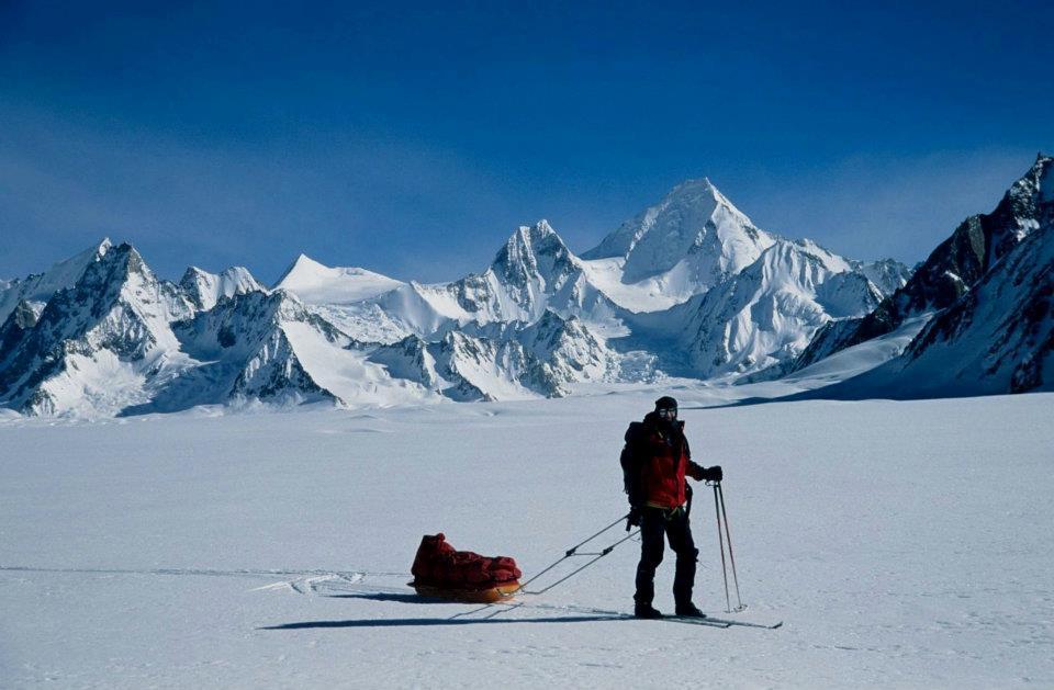 Магия льда: 10 самых красивых ледников в мире