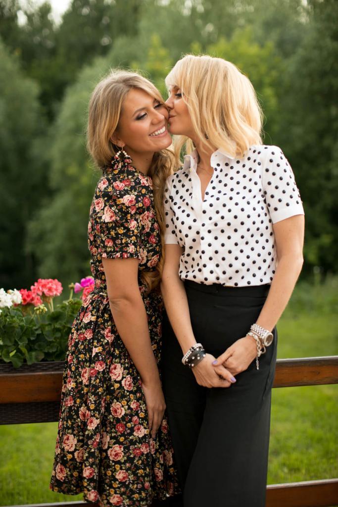 Красивые звездные мамы, которые больше похожи на сестер своих детей