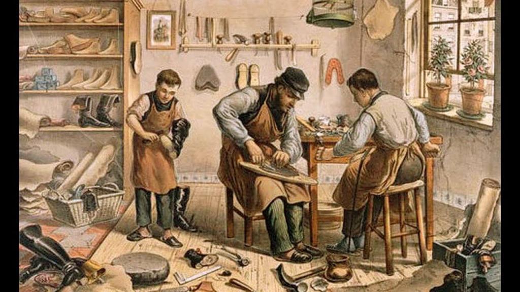"""""""Нечистый"""" мужчина: почему славяне сторонились мясников, печников, кузнецов и гончаров"""