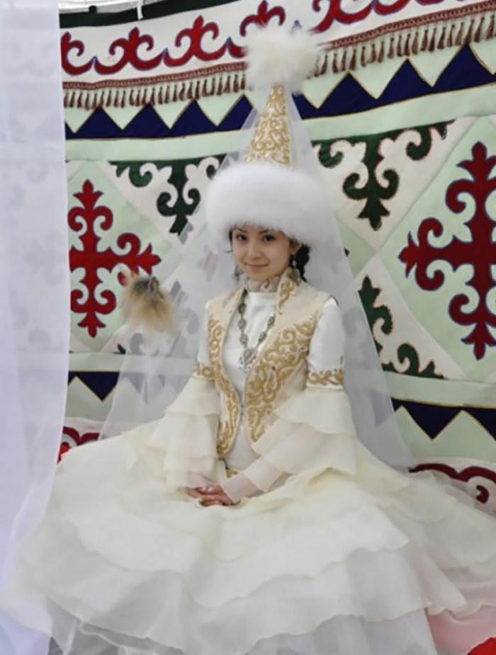 Казахские секс невесты фото 171-785