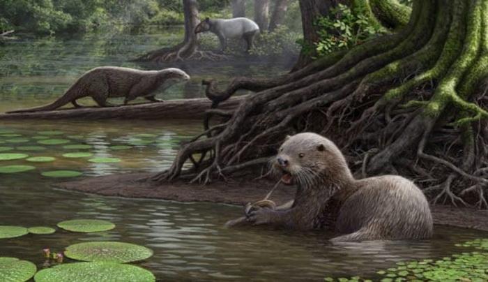 Лягушка, поедающая динозавров, и еще 8 малоизвестных древних монстров