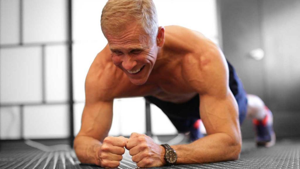 Экстремальный спорт после 40 не вредит сердцу — подтверждают ученые
