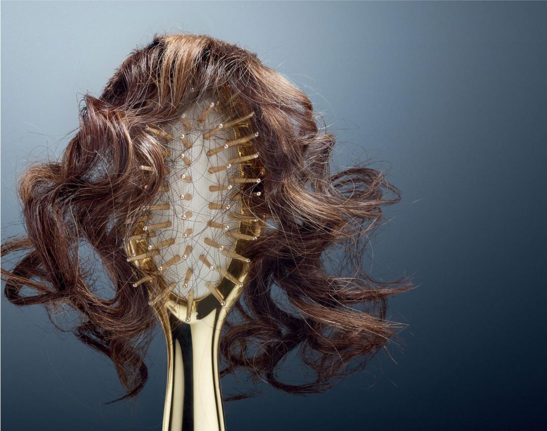 Hair advertisements