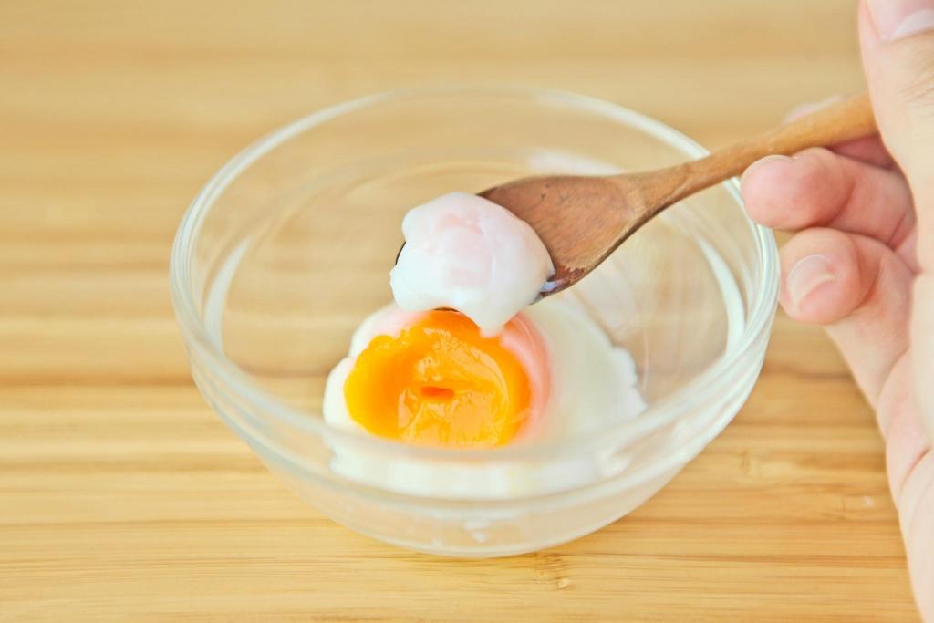 Влияние яиц с каплей крови на наше здоровье