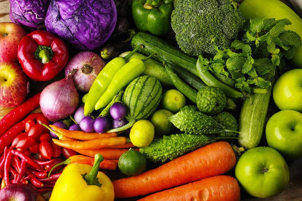 Подтверждено исследованием: органическая пища выводит токсины всего за неделю