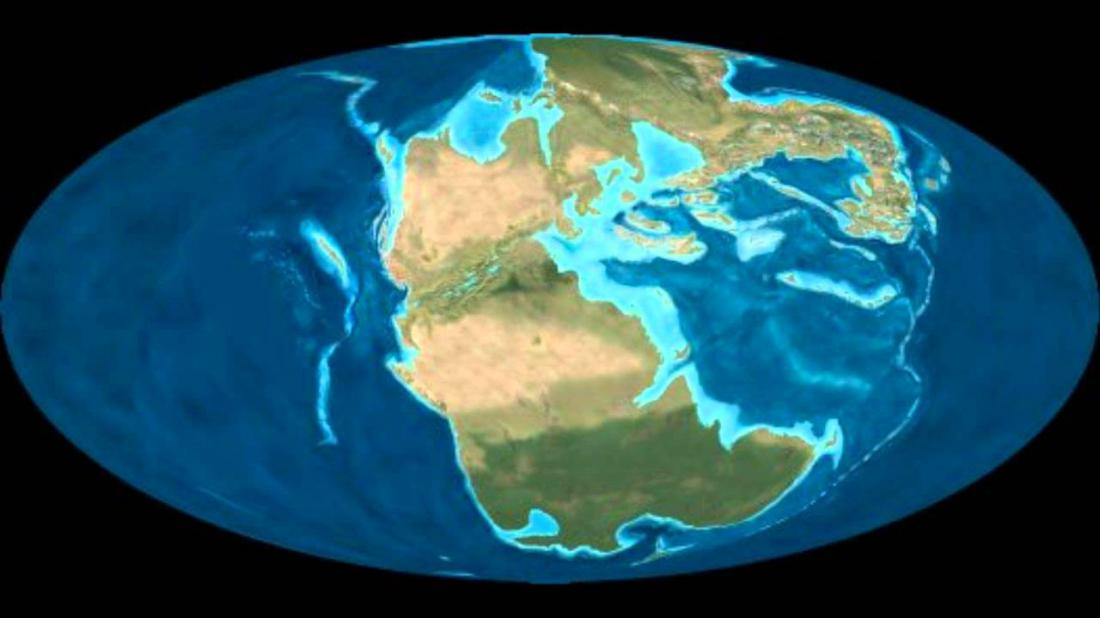 an introduction to the continental drift during the mesozoic era in geological research