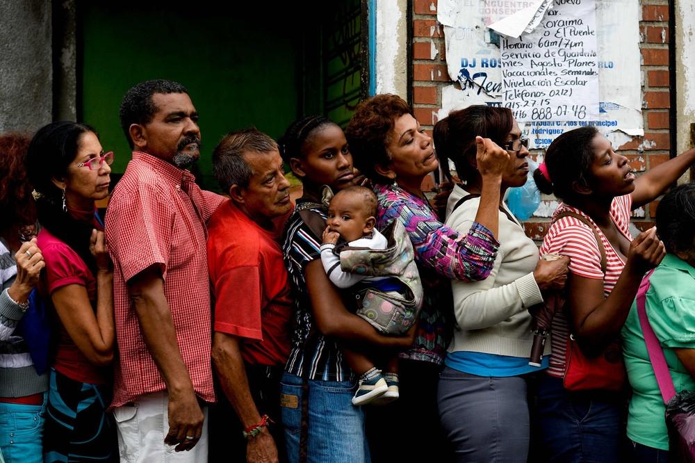 кротона простые люди венесуэлы фото торжеству