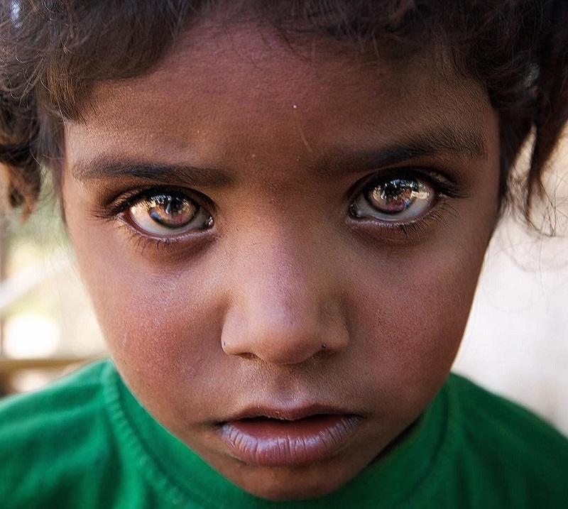 Пронзительная красота простых жителей Индии в фотографиях