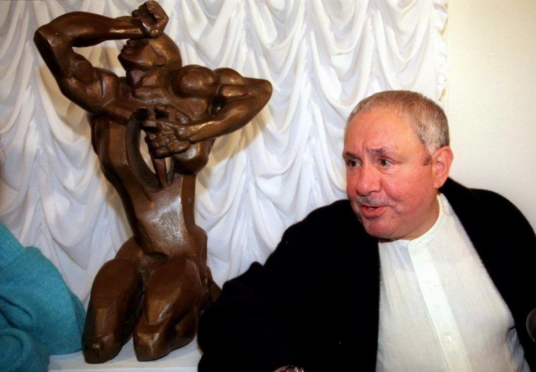 шишечка скульптуры эрнста неизвестного фото с описанием ждет