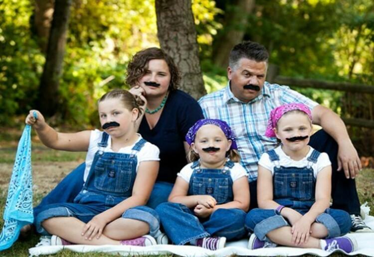 Картинки фото семьи прикольные