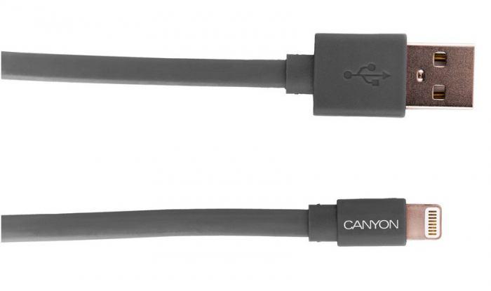 В линейке Canyon можно подобрать стильный и оригинальный сертифицированный MFI-кабель