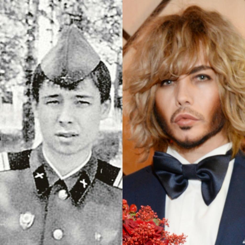 наш украинские звезды в армии фото возводится как