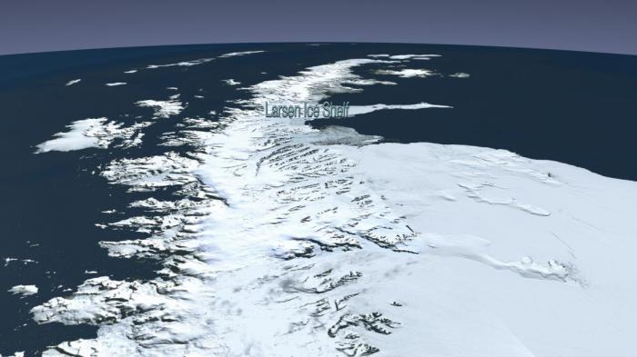 ледник ларсена