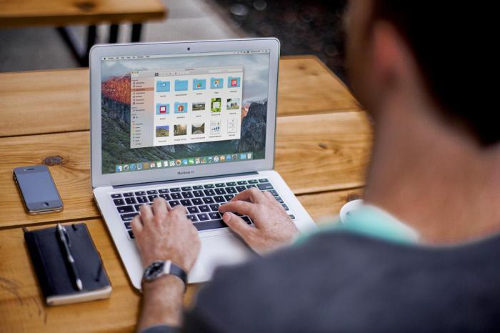 Что такое MacBook