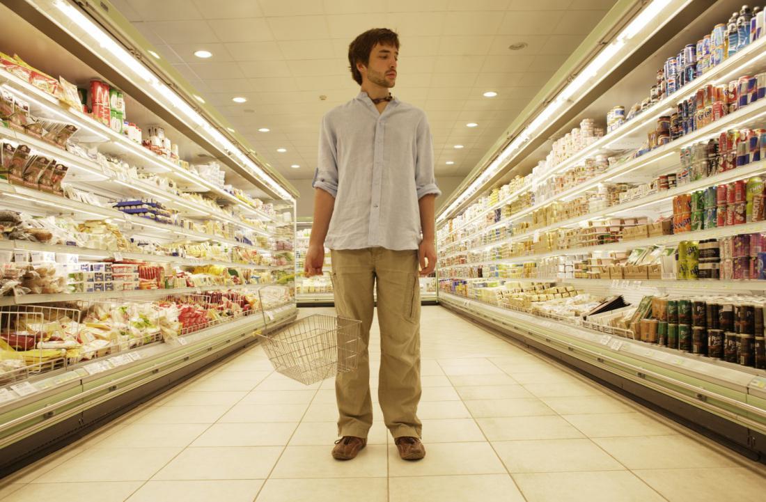 Supermarket comparison