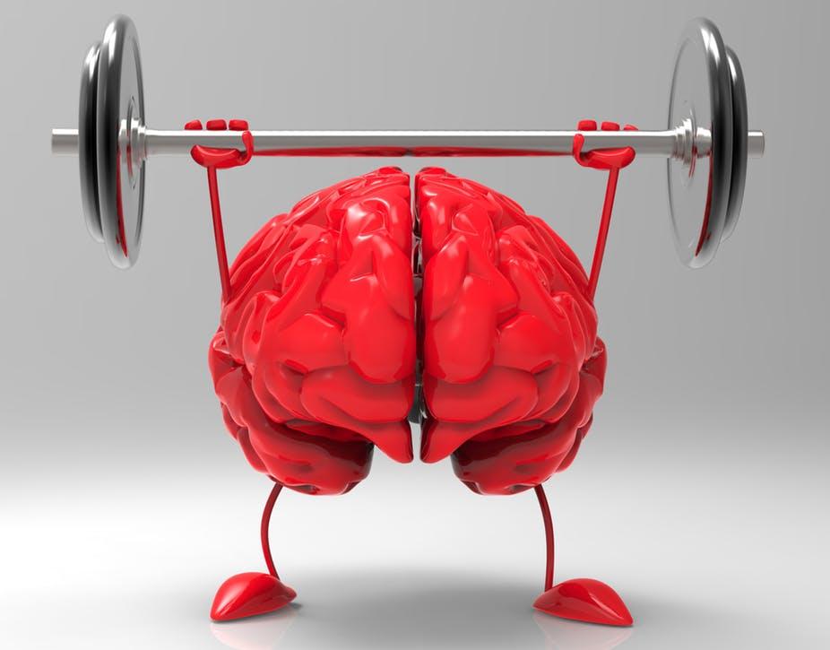 тренировать мозг картинки может пугать это