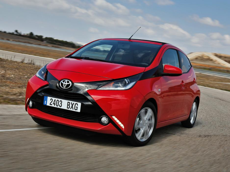 toyota aygo The new toyota aygo has been revealed ahead of its appearance at the geneva motor show next month it will arrive in showrooms later this year an update to the car's bold design is top on the list of changes the new car retains the aygo's trademark 'x' grille and bumper, albeit with a.
