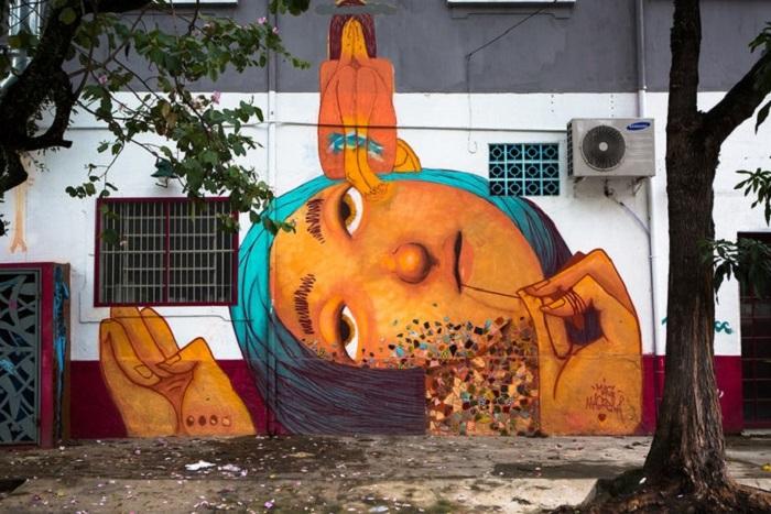 Искусство для народа: 10 городов мира, в которых стрит-арт не считается хулиганством