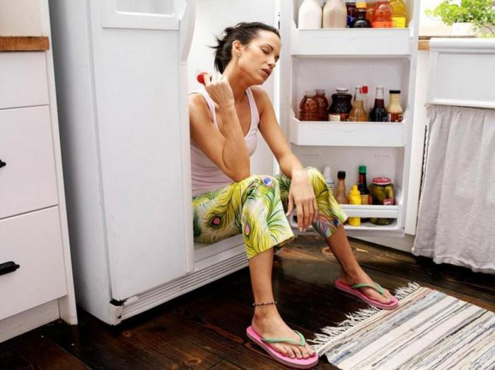 что кладут в ящики холодильника