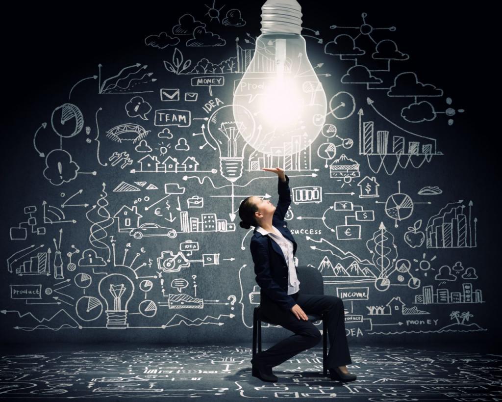 Отличная бизнес-идея уже в ваших руках. Анализ потребностей и другие уловки, помогающие открыть прибыльный бизнес