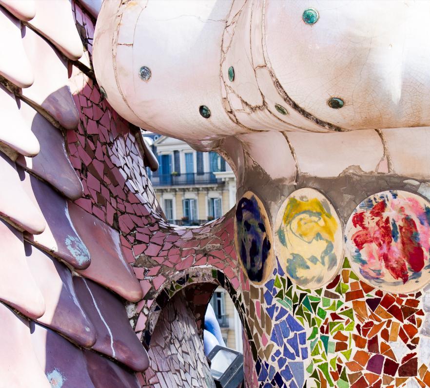 Секреты Барселоны: дом Гауди и другие прекрасные места столицы Каталонии