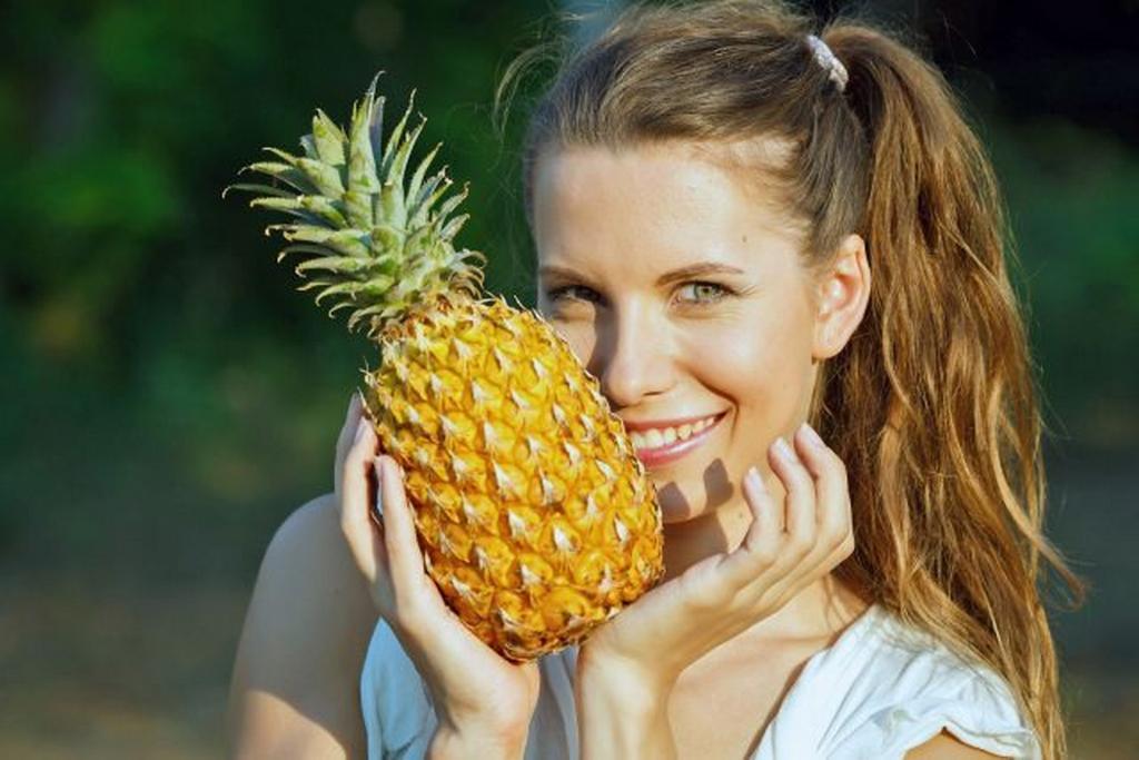поздравление ананасы поедать очень